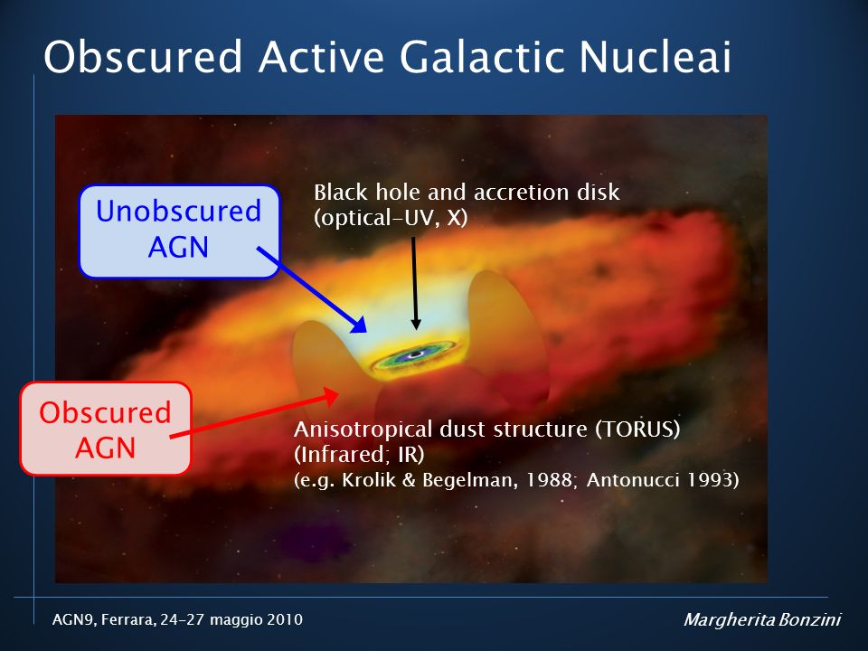 Obscured Active Galactic Nucleai