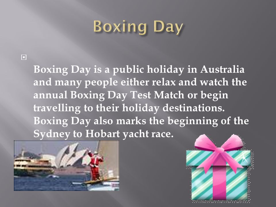 Christmas In Australia Ppt Video Online Download