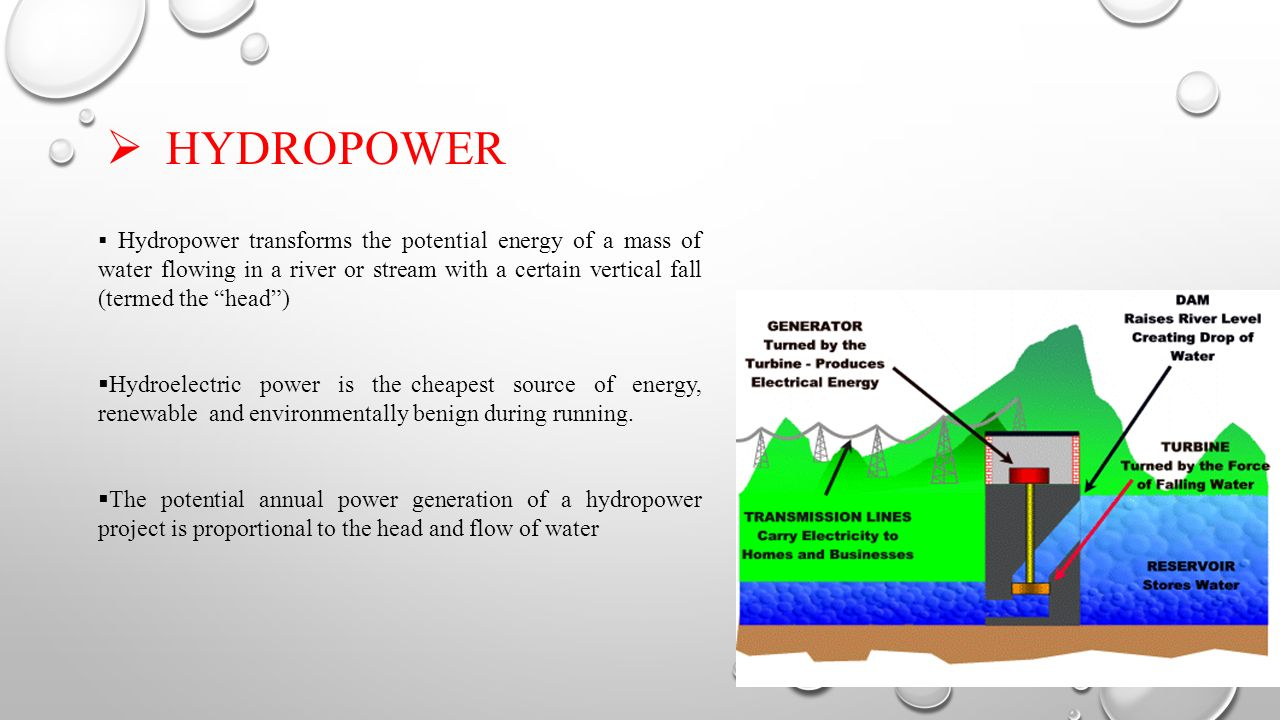 Hydroelectric Energy: An Overview