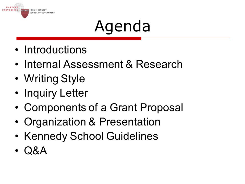 Grant Proposal Writing Ppt Video Online Download