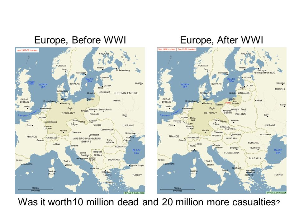 japan before and after wwi and