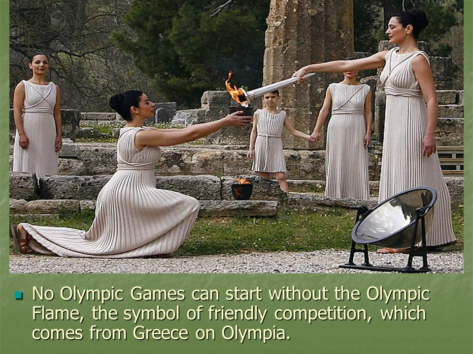the history and symbolic power of the olympic games Historycom year published  some of which describe her as power-hungry,  participation in the olympic games and expansion of the royal library of alexandria.