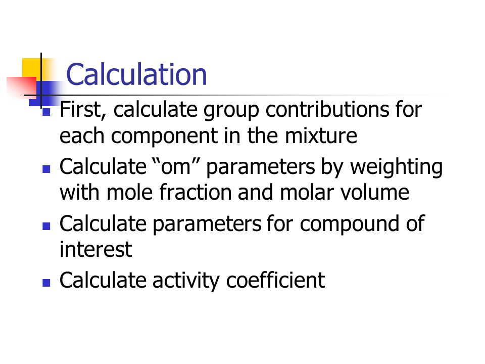 Study guide on mole fraction