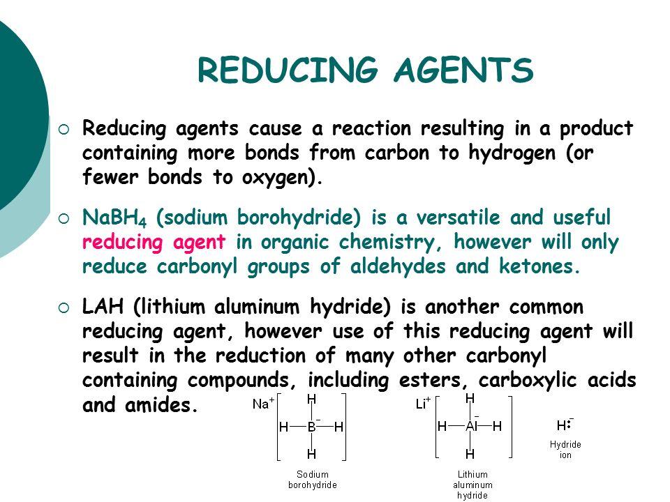 reduction in organic chemistry pdf