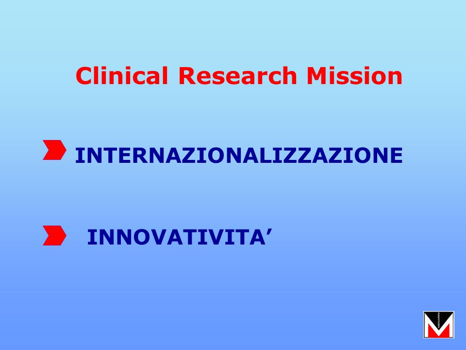 Clinical Research Mission