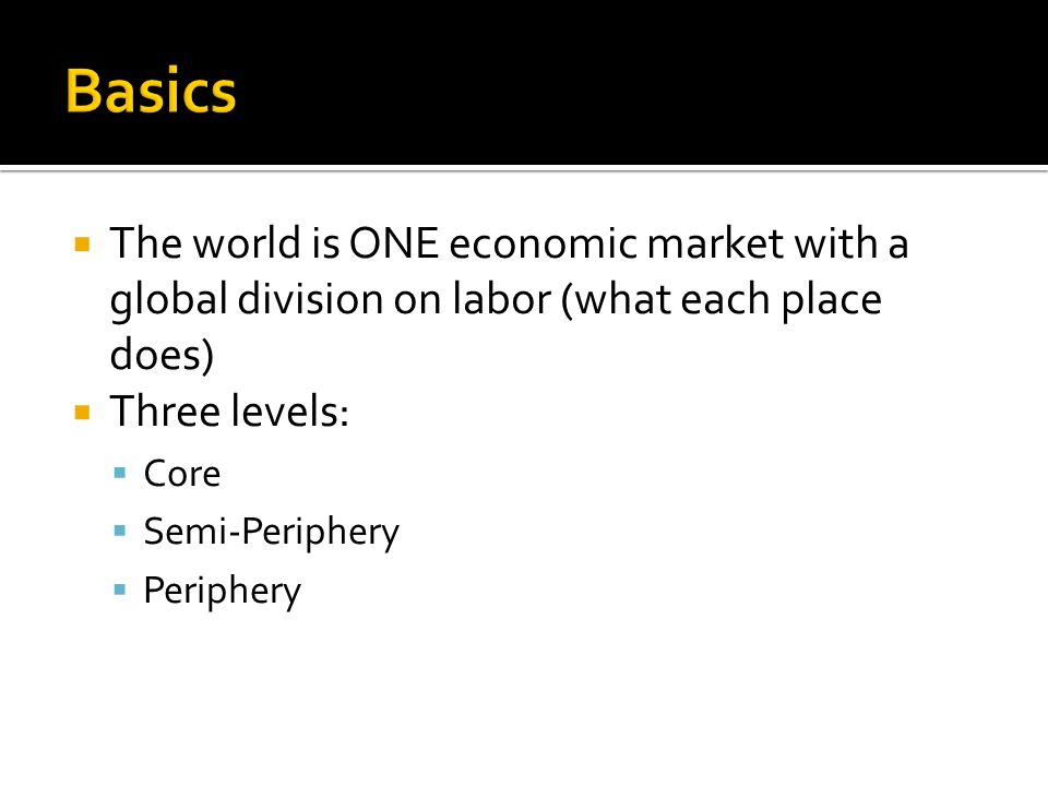 basic concepts of labour market economics essay Labour market [13] 2013 on 41 3 the economic theory of wages can explain wage determination in a perfect market this, however, is of little use as all markets are imperfect and the theory has no relevance in such markets  6 equilibrium is a key concept in the study of economics explain what an equilibrium level of national.