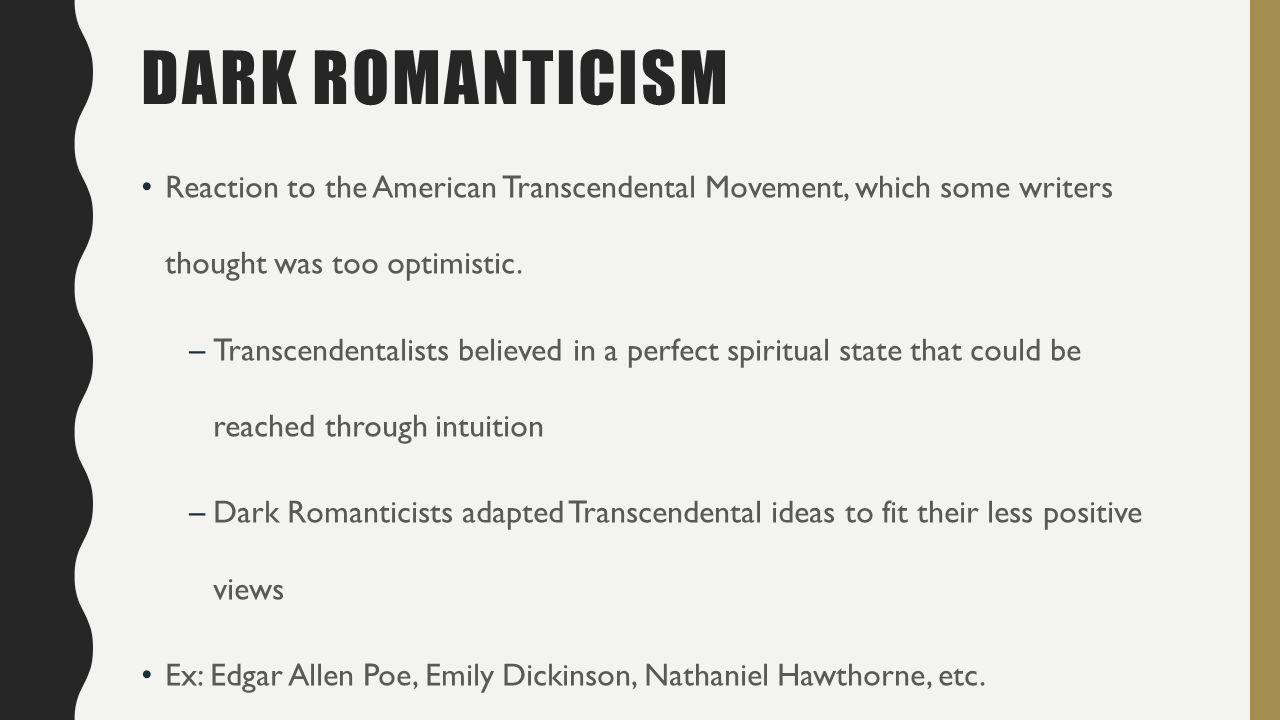 american romanticism utopian communities and transcendentalism essay