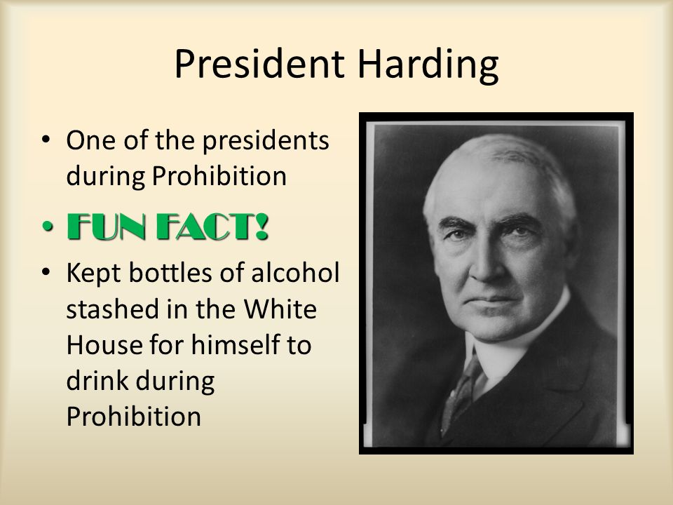 an argument that prohibition led to the bootlegging of liquor and the gang wars of the 1920s The first war on drugs: alcohol prohibition in the united states from 5000bc until the ad1920s, not many people seemed too concerned about psychoactive drugs, as there simply were not many laws on the books making them illegal then, in the united states, after a campaign dating back to 1907, certain religiously.