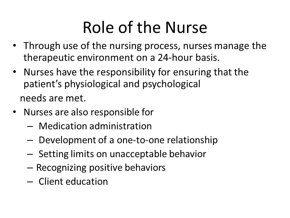 How Does Nursing Relate to Psychology?