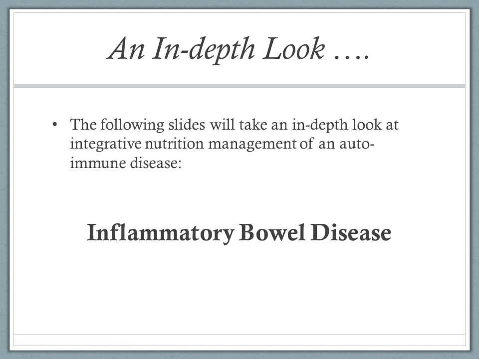 a look at the inflammatory bowel disease Webmd discusses common causes and treatment of inflammatory bowel disease in dogs.