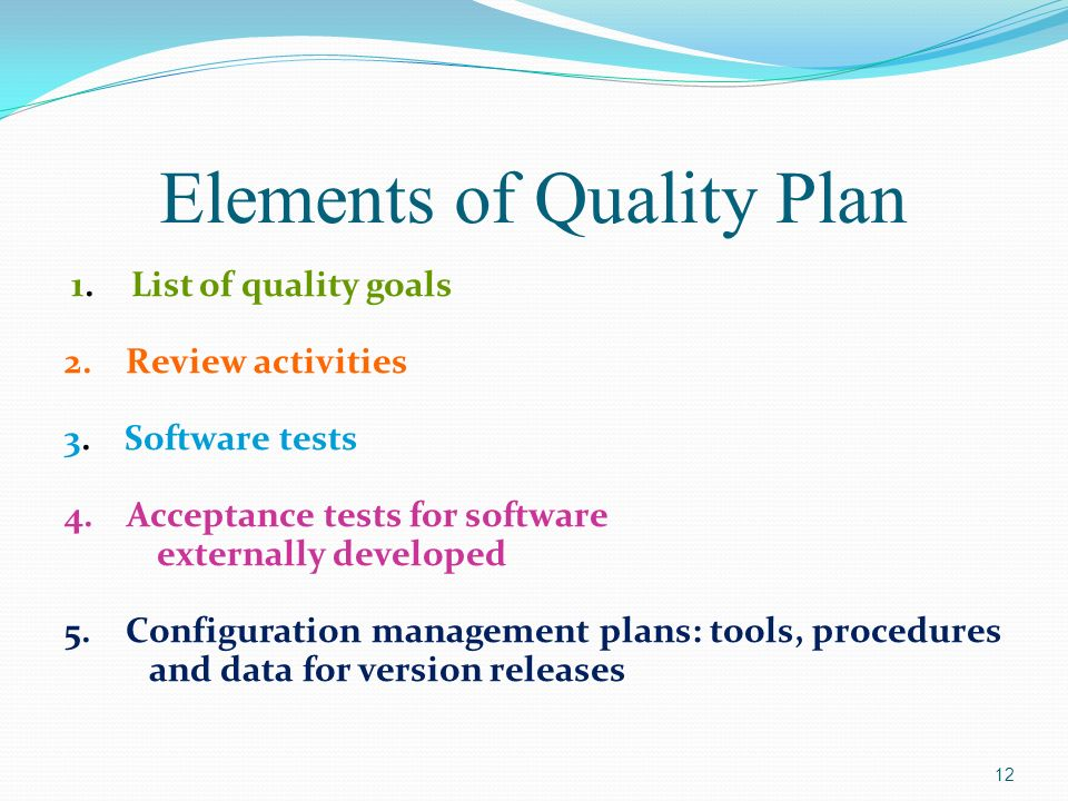 Software Quality Assurance Sqa Swe Ppt Video Online Download