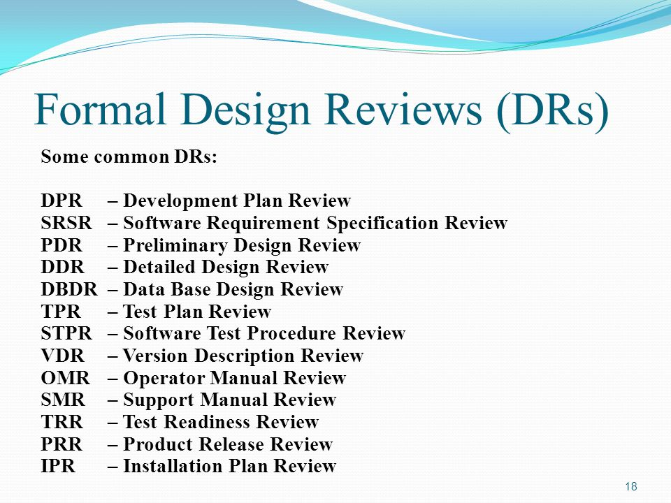 formal design