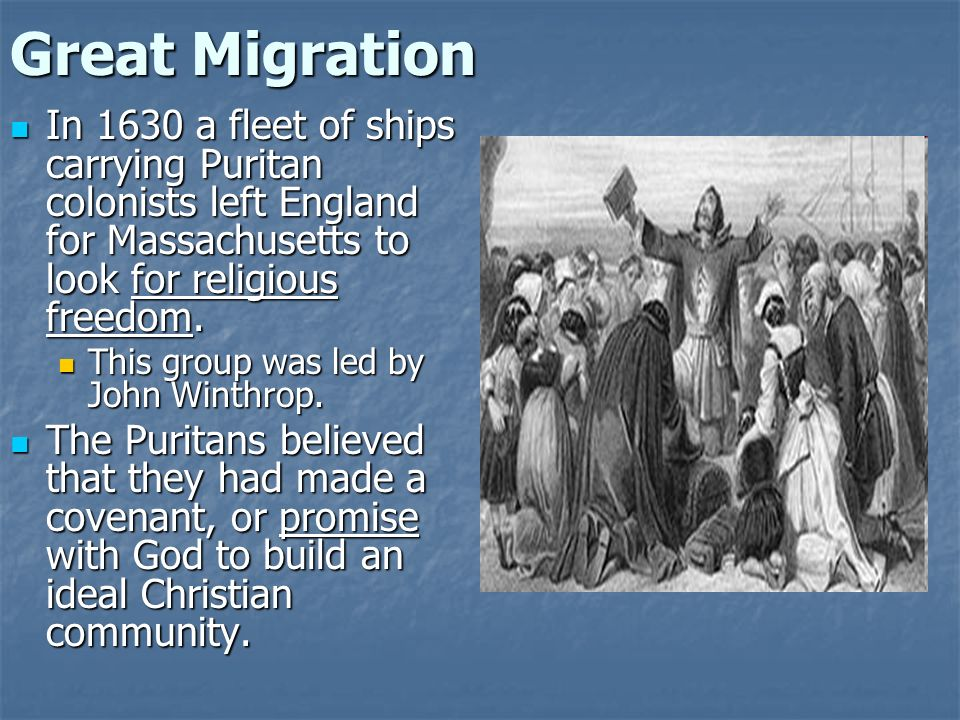 Puritans Religion And Government In New England Ppt Download - Puritan religion