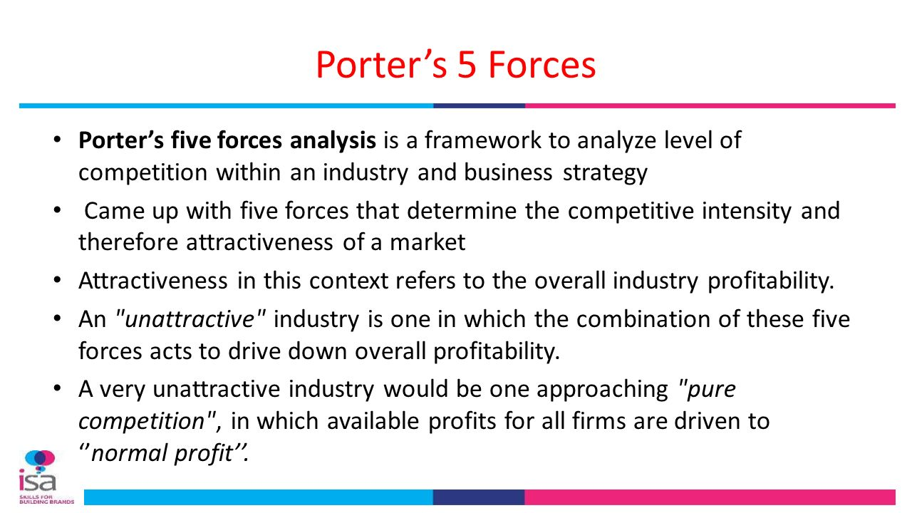 ge porter s five forces industry analysis General electric's firms including the healthcare unit have been analyzed using porters five forces model to determine which industry is more attractive ge healthcare industry is challenged by competitors and new market entrants.