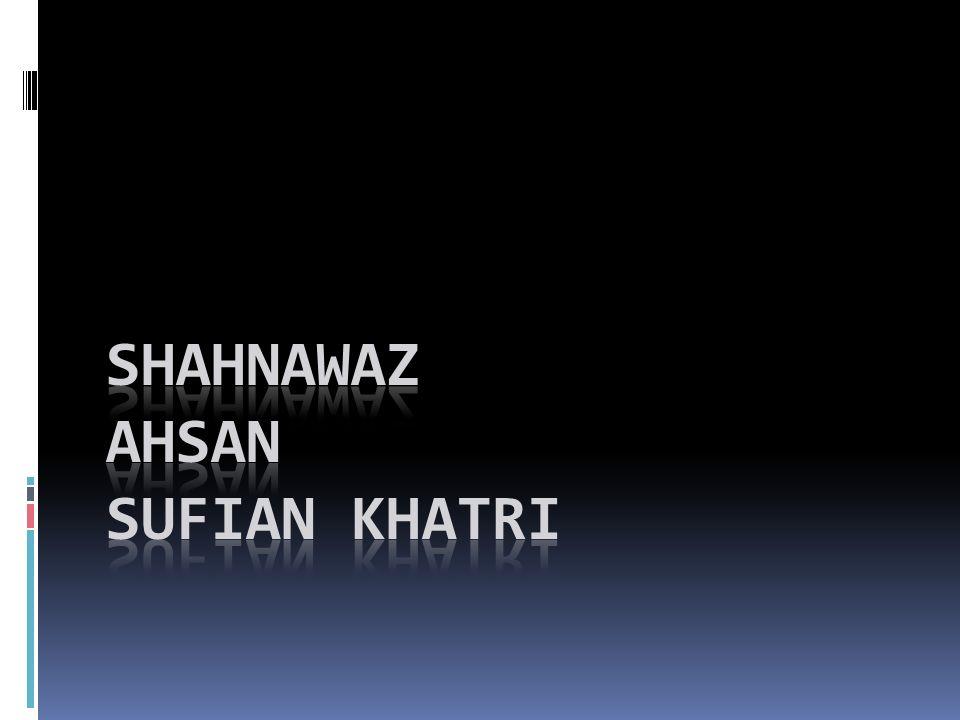 Shahnawaz Ahsan Sufian Khatri
