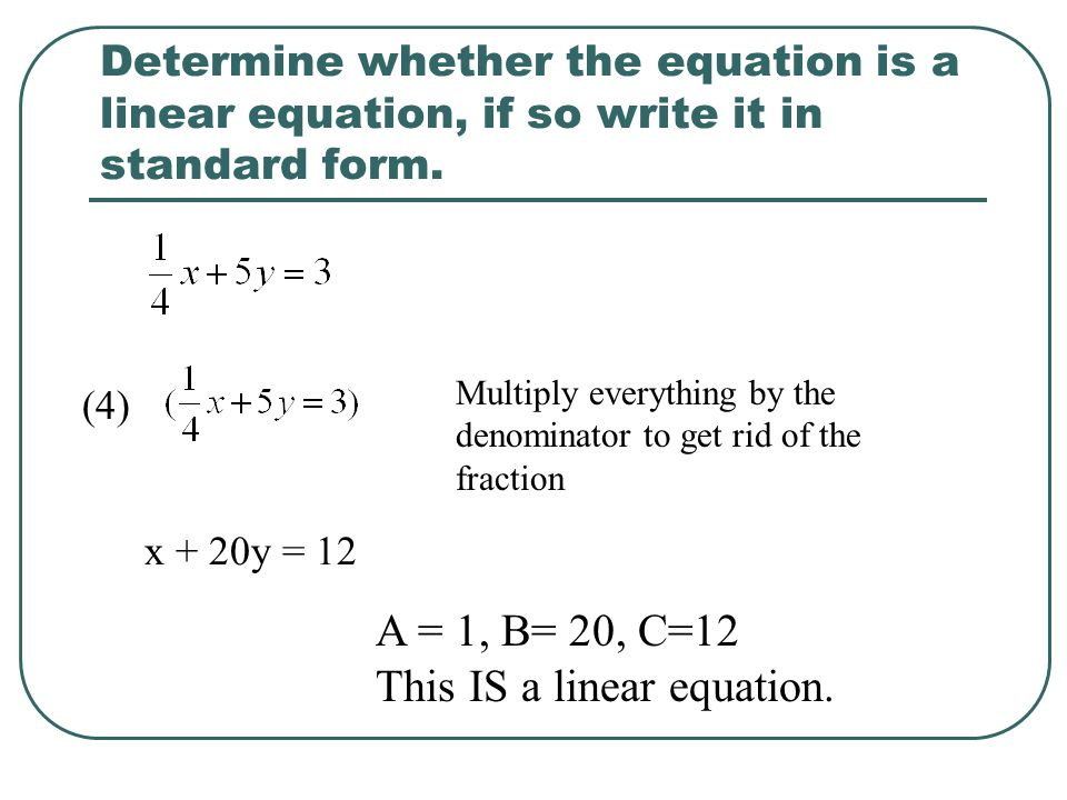 Quadratic Functions(General Form)