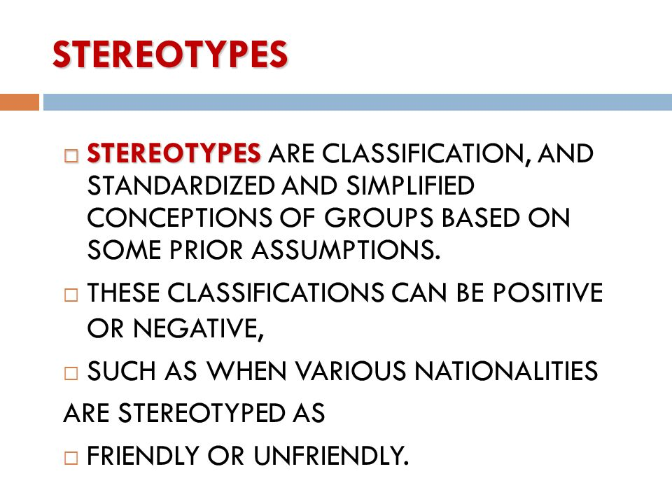 stereotypes racism and simple assumptions Bursting stereotypes fairness, violence, culture, cultural, prejudice, understanding, racism, race, judgment simple rules for those games and seven.