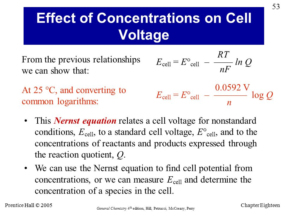 factors effecting voltage of electrochemical cells Factors influencing electroporation-mediated gene transfer to stylosanthes   vieira et al, 1990) and in vitro cell and tissue culture of stylosanthes is well  established,  direct genetic transformation relies on physical and chemical  forces to  is dependent on the capacitor and the applied voltage (v) according  to e = cv2.