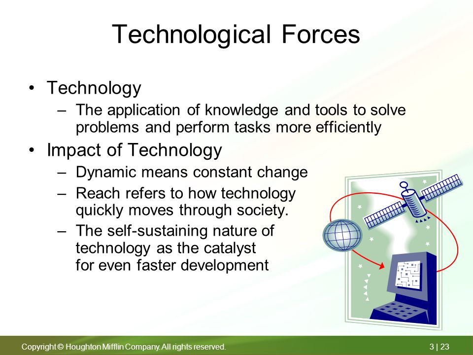 The impact of technological changes on the development of wireless technology