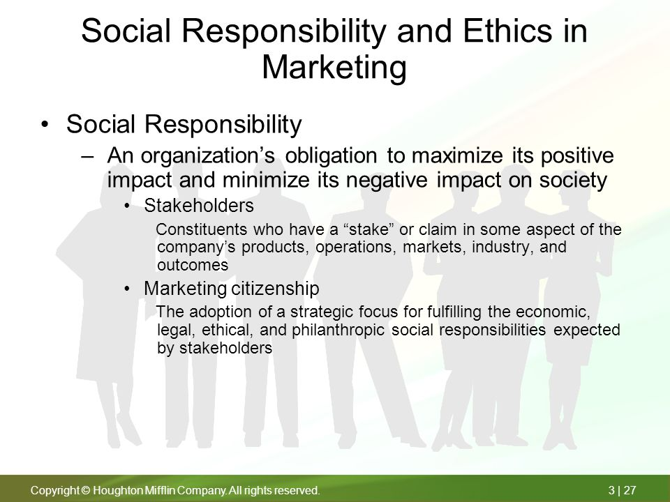 corporate social responsibility and its impact Myriad organizations rank companies on the performance of their corporate social responsibility (csr) distinctive strategy is inseparable from its social impact.