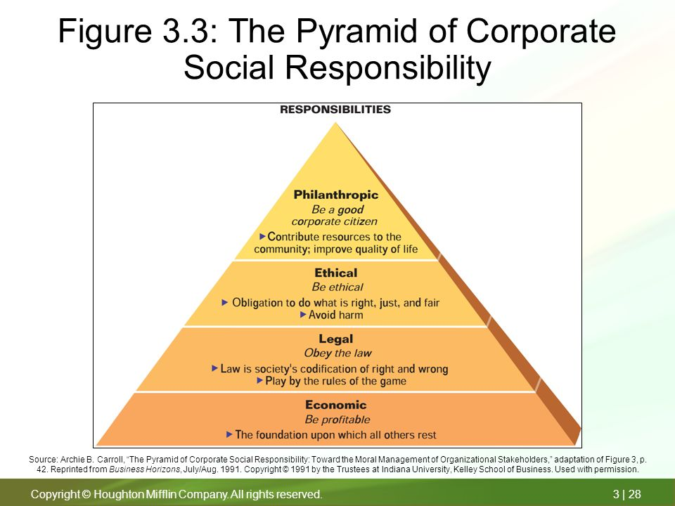 The Marketing Environment, Social Responsibility, and ...