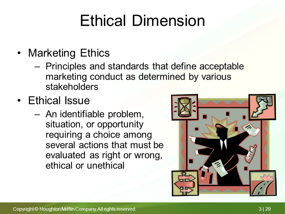 possible ethical issues multiple choices Ethical decision making resources provide an introduction to basic ideas in applied ethics,  how to use the choices test the fairness approach justice and fairness.