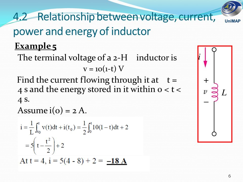 difference between inductor and capacitor pdf