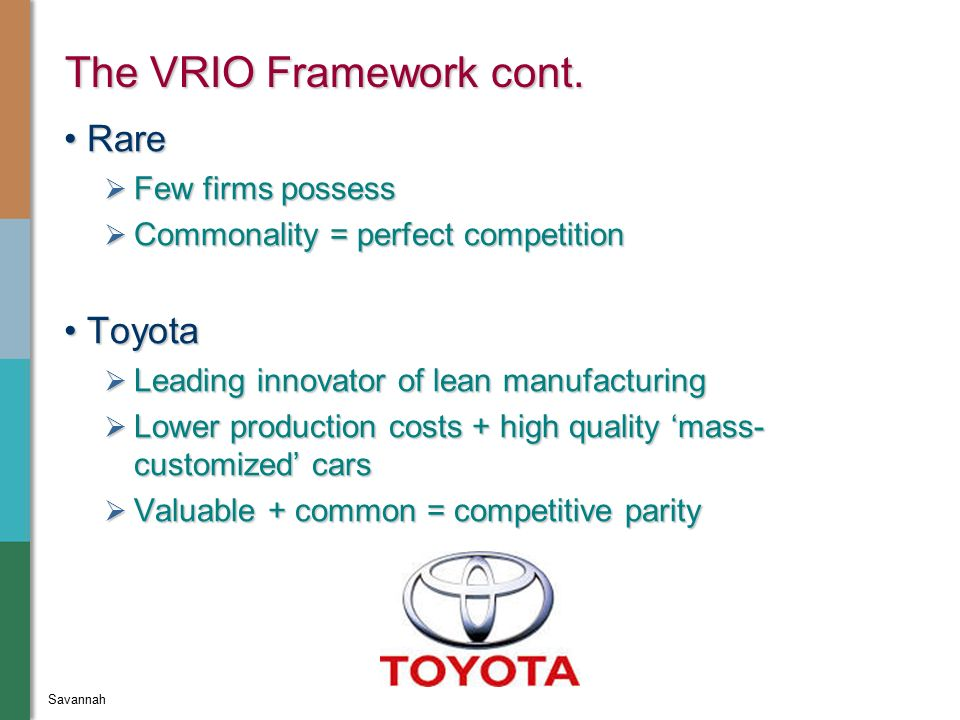 vrio framework for cathay pacific