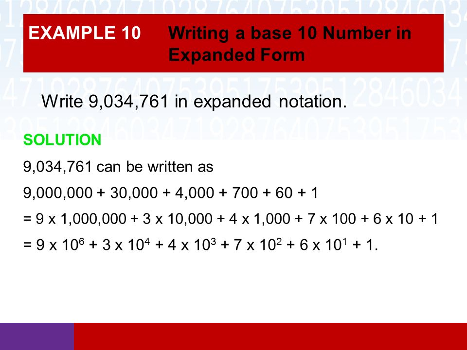 Early and Modern Numeration Systems - ppt video online download
