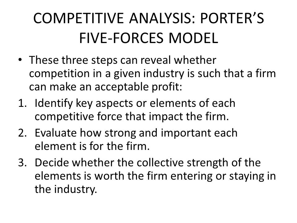porter's five forces analysis Porter's five forces analysis for keynote 30 professional templates for create porter's five forces analysis:  30 unique templates  7 pre-made color,.