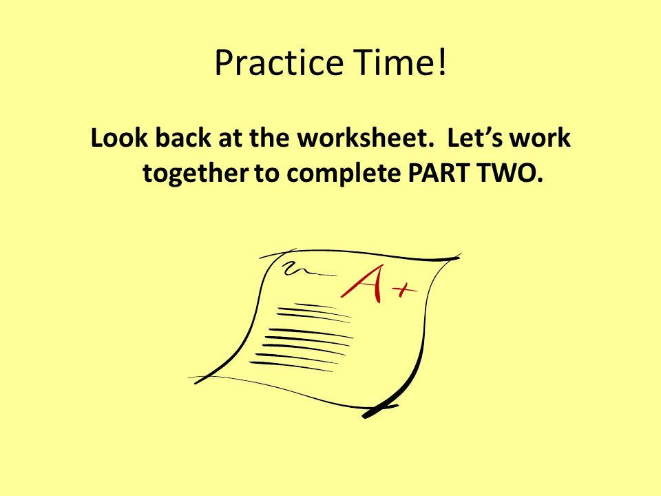 Grade 2 Grammar Worksheets Word Nouns And Pronouns  Ppt Video Online Download Second Grade Word Problem Worksheets with Ending Sounds Worksheet Pdf Look Back At The Worksheet Lets Work Together To Complete Part Two Dihybrid Cross Punnett Square Worksheet With Answers