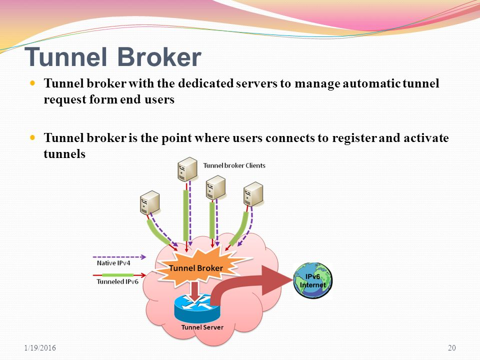 Tunnel broker how to