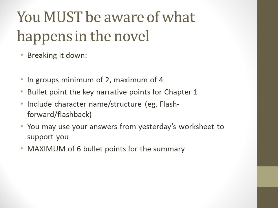 The Prime of Miss Jean Brodie ppt download – Flashback Worksheet
