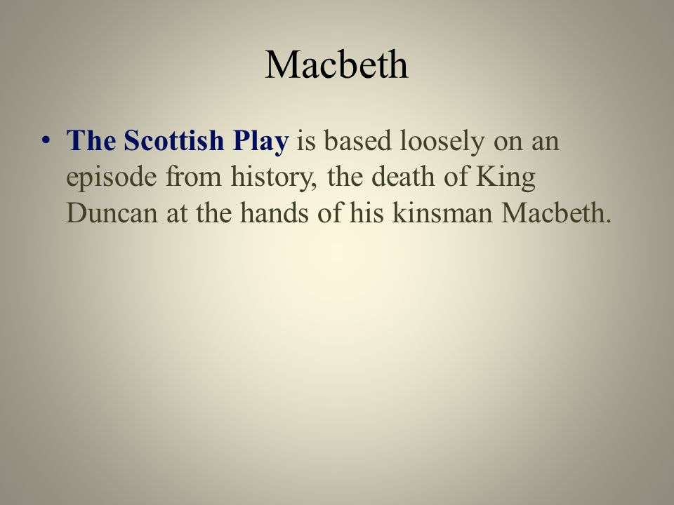 the elements of weakness in the character macbeth in the play macbeth Macbeth ambition essay  character must be a flaw or weakness that leads to a fall  powerful expression in the play's two main characters macbeth is a .