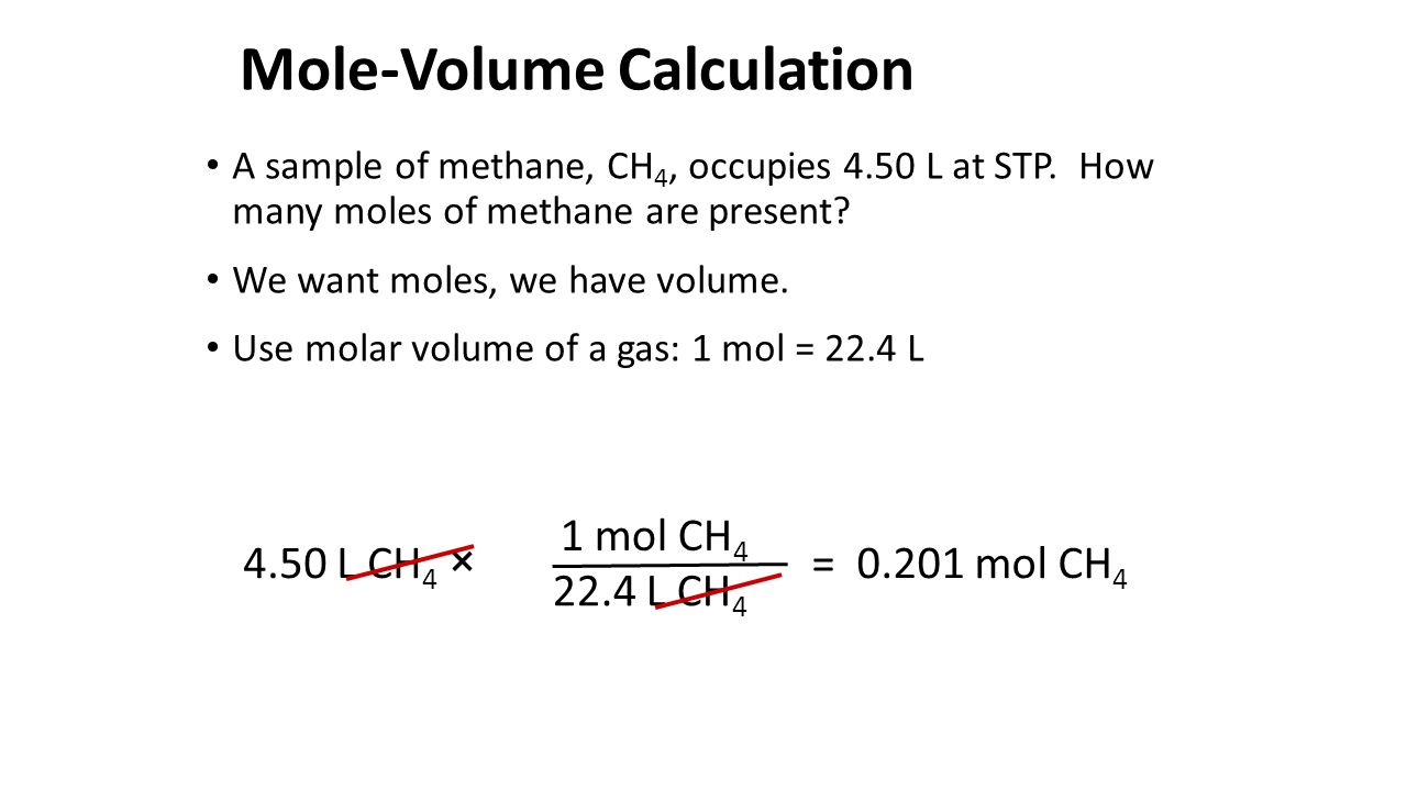 the volume of one mole of The gram formula mass of a substance is known as the mass of one mole the mass, number of moles, concentration or volume of a substance can be calculated easily if you learn two formula.