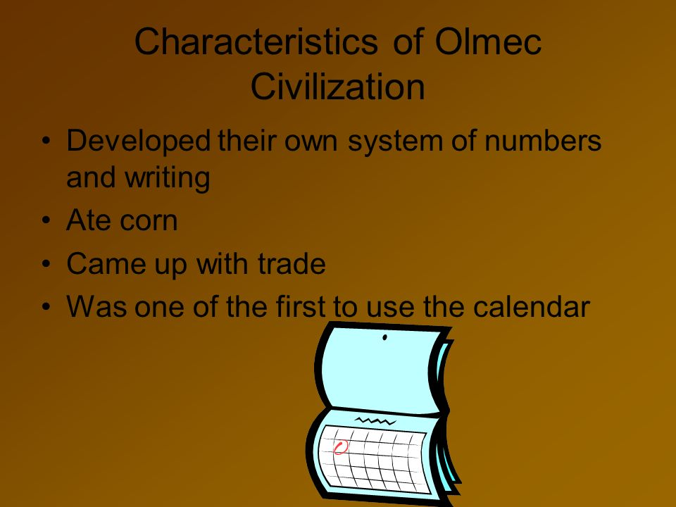 Olmec the mother civilization ppt download for 6 characteristics of bureaucracy