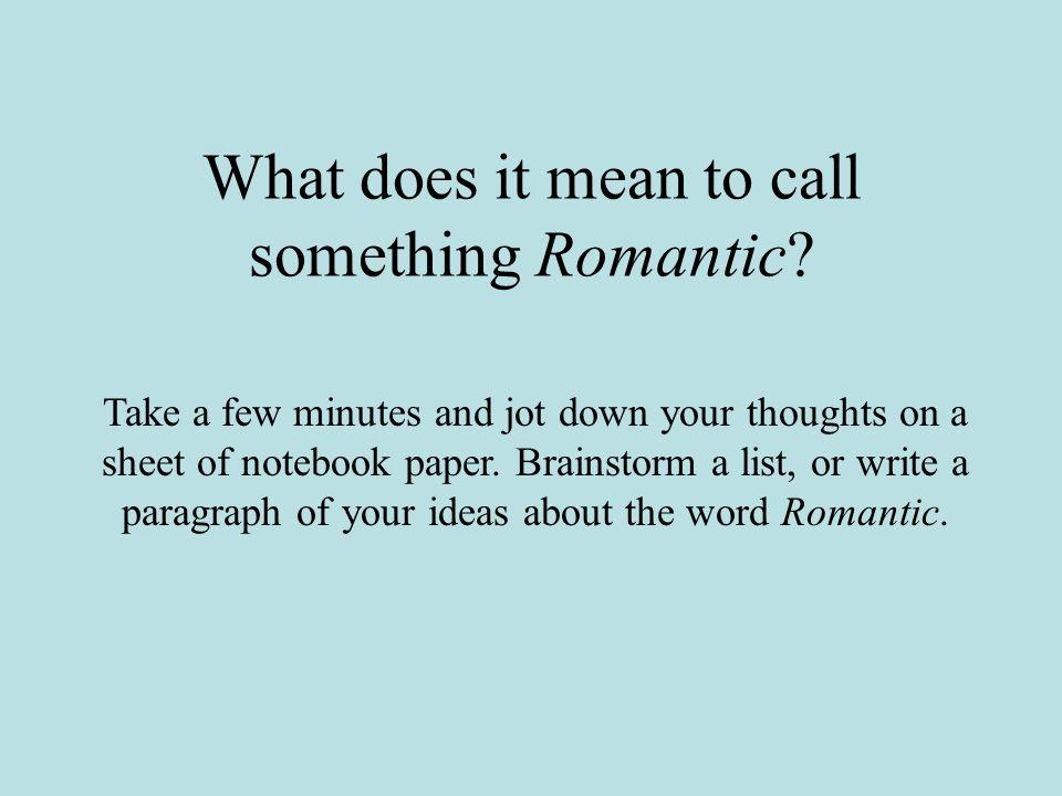 The Romantic Era in British Literature - ppt video online ...