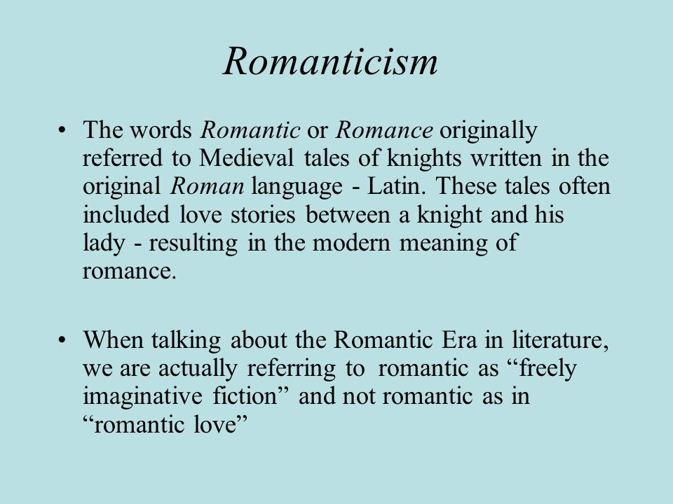 the era of british romanticism Index of literary resources available on the web,  a refereed web journal on romantic-era women writers  centre for british romanticism.