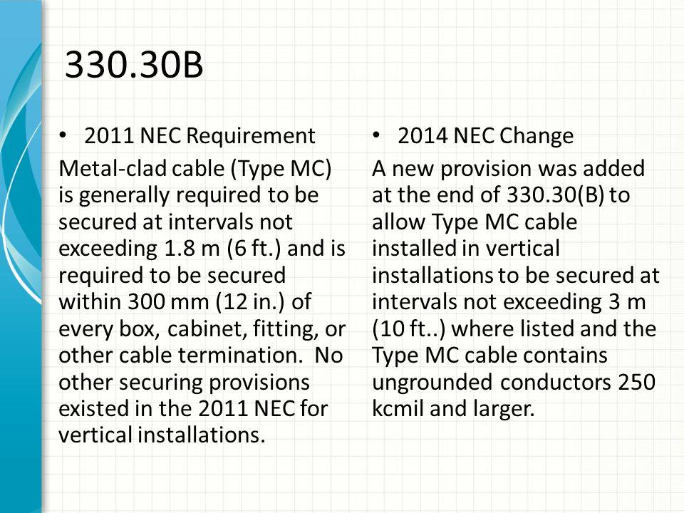 2014 NEC Code Changes Class Part IV - ppt download