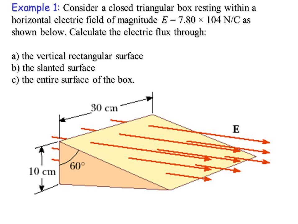 physics electric fields examples pdf