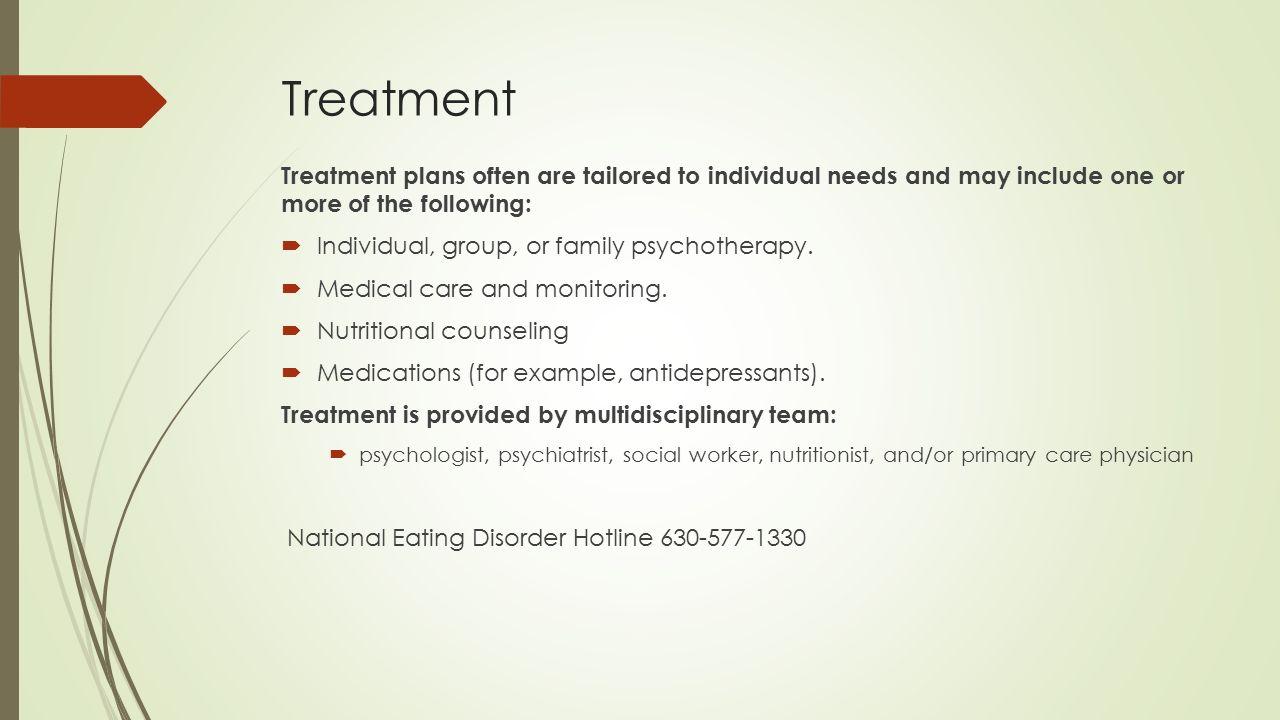 Example treatment plan | Custom paper Help - sbhomeworkhvgy ...