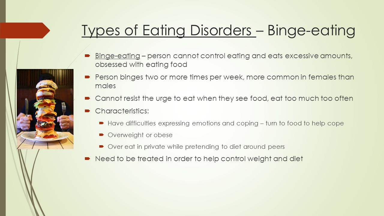 an analysis of two eating disorders anorexia nervosa and bulimia Eating disorders (eds) such as anorexia nervosa and bulimia nervosa are serious mental illnesses often associated with lifelong struggles to manage symptoms  the authors chose to focus on anorexia nervosa and bulimia nervosa as the two diagnoses primarily studied in research assessing ef in eds however, many individuals with clinically.