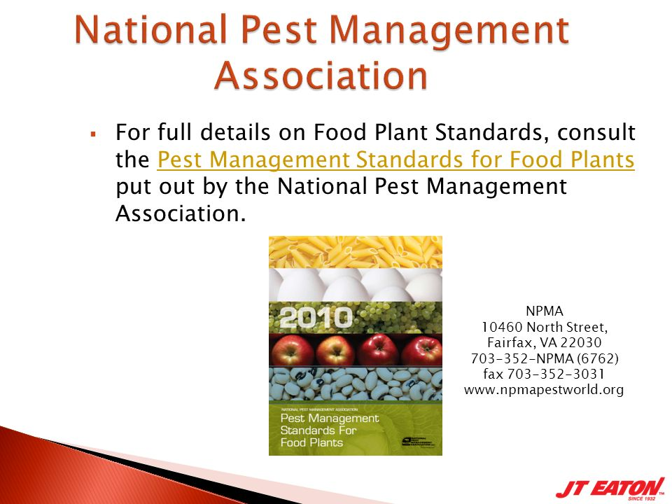 pest national In this environment, the interests of the pest management industry can easily be overlooked we cannot afford to let this happen there are significant battles emerging, in particular with preemption laws in several states and the revisions to the 2018 farm bill.