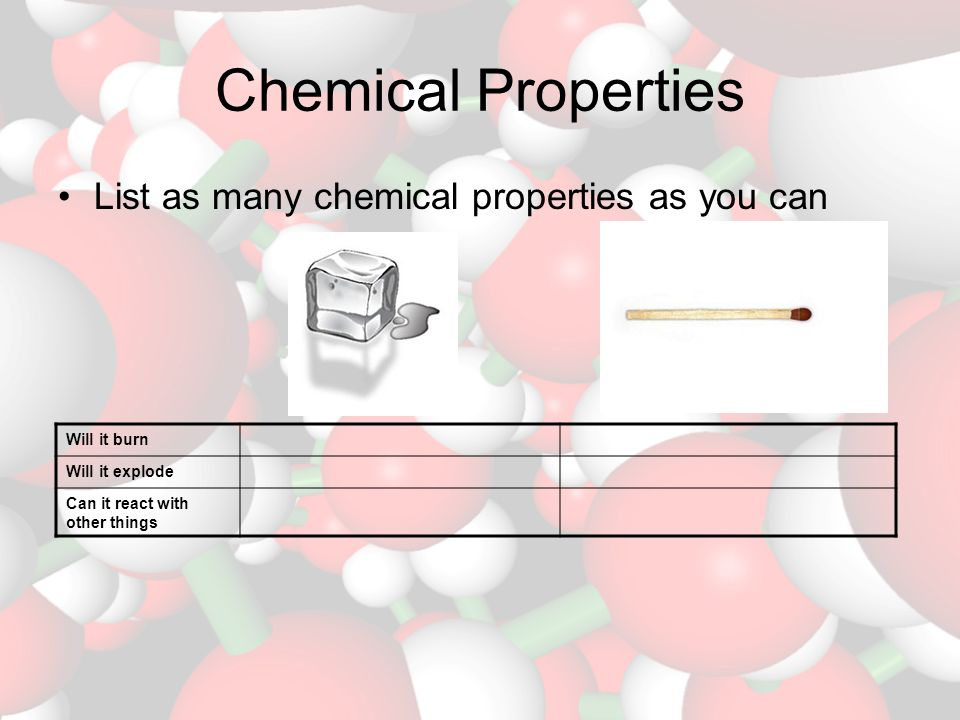 Physical and Chemical Changes - ppt download
