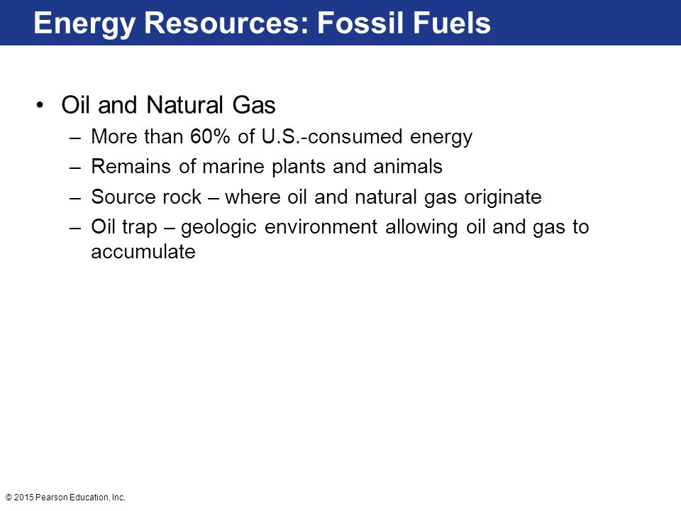 fossil fuel and natural resources Environmental problems with coal, oil,  it is only natural for people to be very  according to epa estimates, 5 fossil fuel burning in electric power plants.