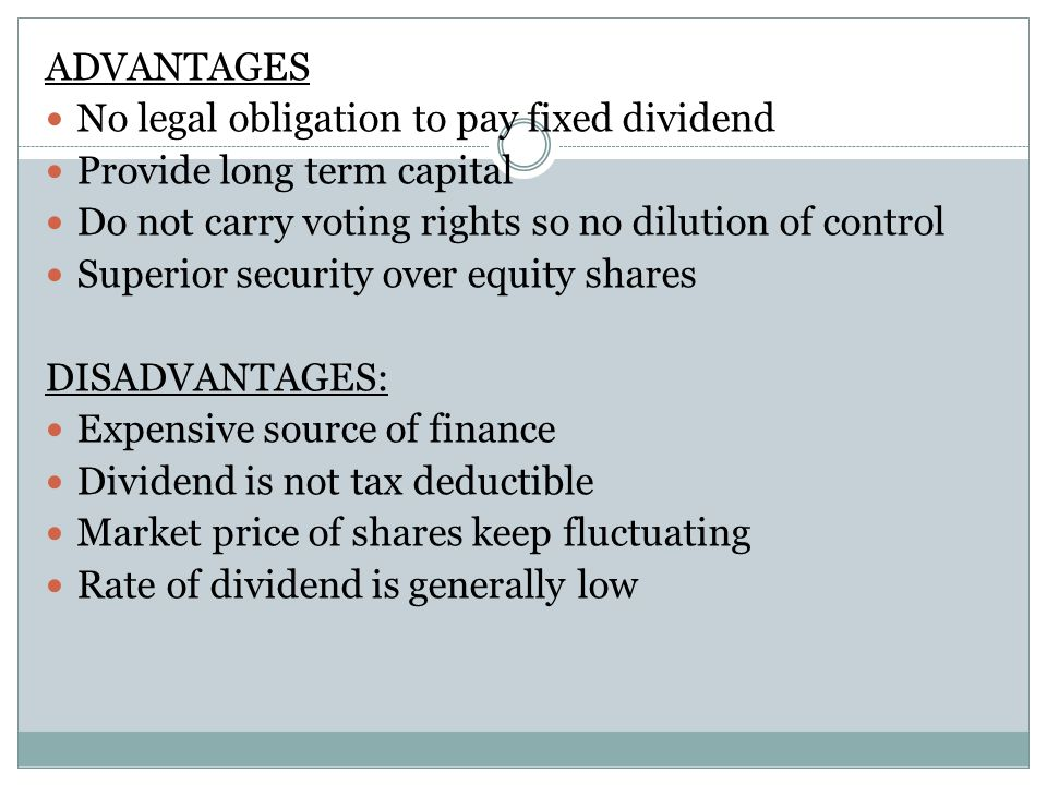 advantages and disadvantages of paying dividends However, there are positives and negatives to dividends  income, therefore you  suggest the company pay out 1/3 of its earnings in dividends.