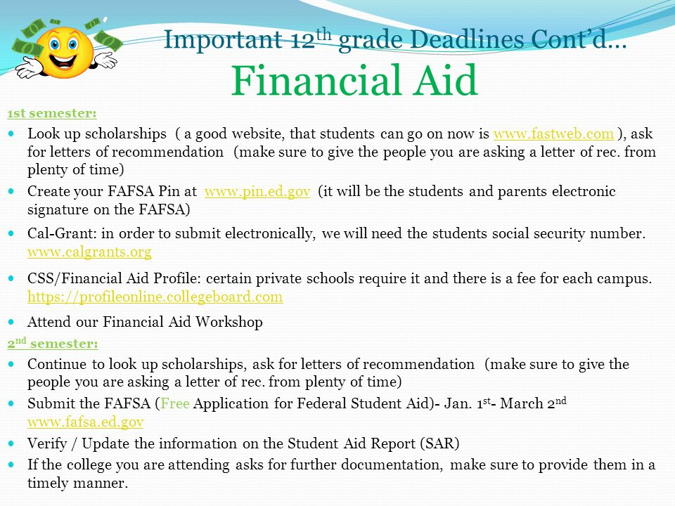 how important financial aid for college Important financial aid deadlines - the college of coastal georgia is a state  college located in brunswick, ga and positioned midway between savannah, ga .