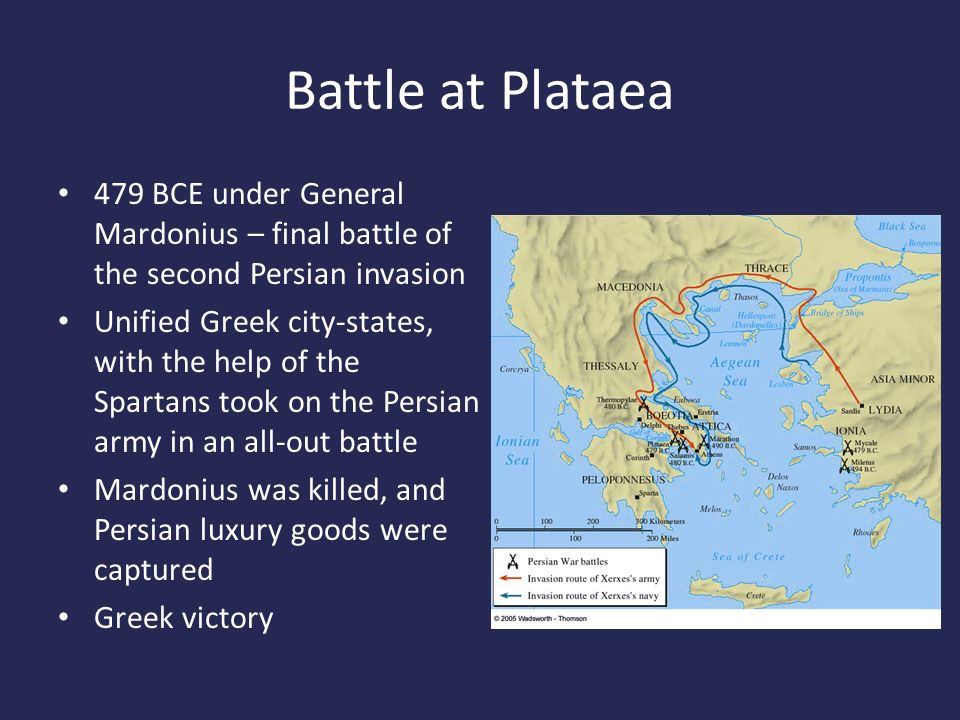 greek victory in the persian invasion He shifted his flanks inwards which engulfed the persian army ensuring victorythe defeat at marathon marked the end of the first persian invasion of greece, and the persian force retreated to asia darius then began raising a huge new army with which he meant to completely conquer greece however, in 486 bc, his egyptian subjects revolted.