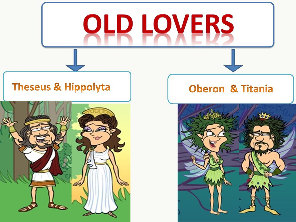 hippolyta and theseus relationship problems