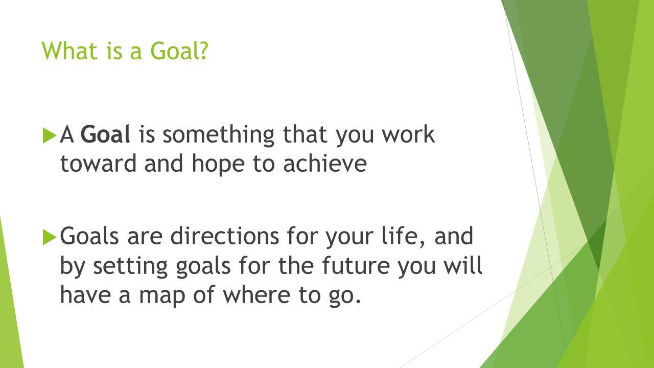 how to achieve goals pdf